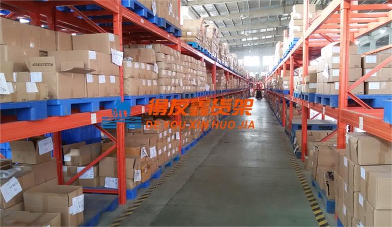 精密机械行业仓储货架解决方案