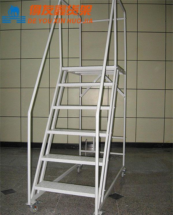 登高車(活動登高車)、登高梯