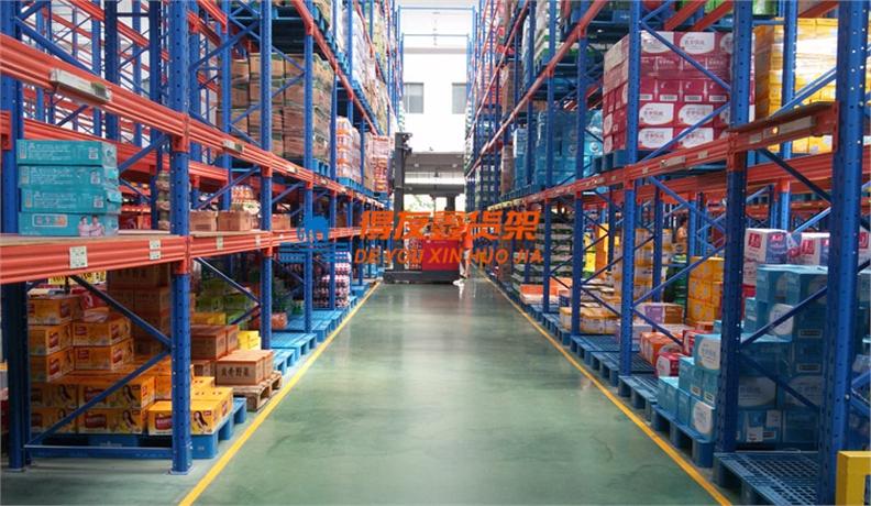 零售连锁商超行业仓储货架解决方案-及时便利店