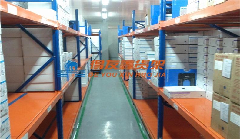 医疗器械行业仓储货架解决方案